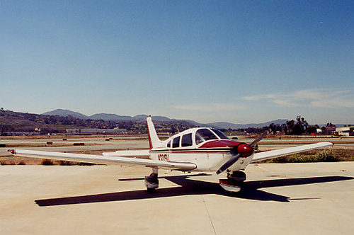 Photo of Piper Archer II N3015U Exterior